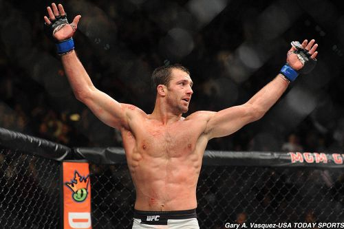 Luke Rockhold reveals the one opponent he wishes he could have fought in his UFC career