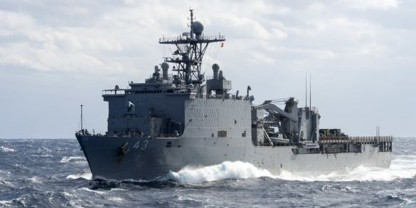 A rare virus outbreak at sea has left this US Navy warship quarantined for over 2 months