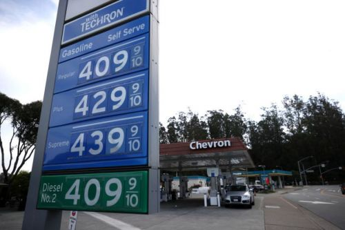 Gas price outlook: 'Prepare for further increases'