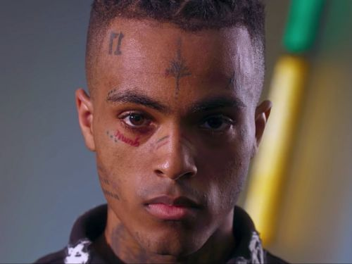 Rapper XXXTentatcion fights his own corpse in a new video for his No. 1 single 'SAD!' released after he was shot and killed