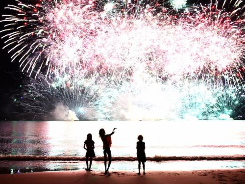 How 4th of July fireworks explode in midair, and why they trigger a sonic boom