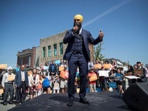 Father Raymond J. de Souza: I am privileged - just like Jagmeet Singh