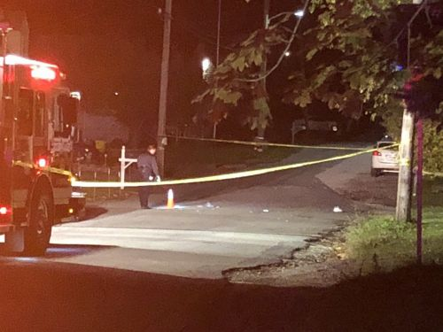 Man fatally shot on Taylor Avenue in Parkville