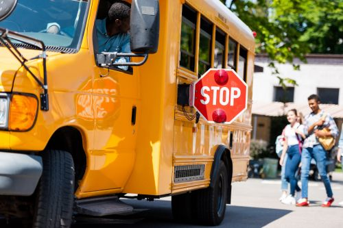Student dies after being found unresponsive on school bus