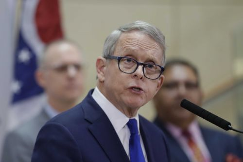 Gov. Mike DeWine has tested positive for coronavirus