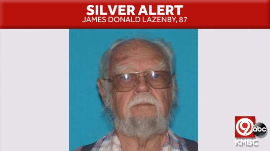 Silver Alert issued for missing 87-year-old Independence man