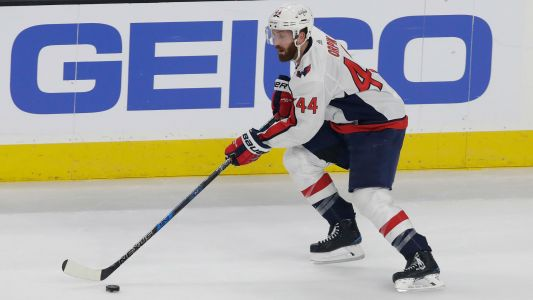 Capitals veteran defenseman Brooks Orpik announces retirement