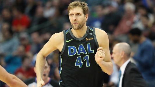 Dirk Nowitzki likely to come off bench for Mavericks in 21st season, coach Rick Carlisle says