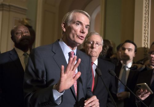 Citing 'partisan gridlock,' Ohio GOP Sen. Portman will not seek re-election