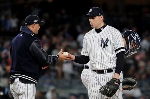 Adam Ottavino continues to be a Yankees playoff zero