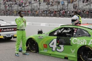 Bubba Wallace, Columbia Sportswear sign sponsorship deal