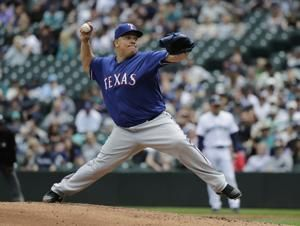 Oldest in majors, Rangers pitcher Bartolo Colon turns 45