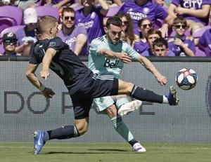 Nani's late goal lifts Orlando City over Whitecaps 1-0