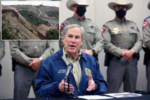 Texas Gov. Abbott announces $250M 'down payment' for border wall