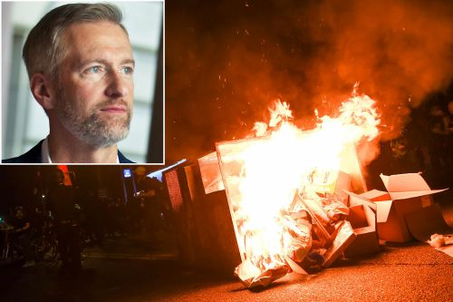 Portland mayor rips into rioters for 'attempting to commit murder'