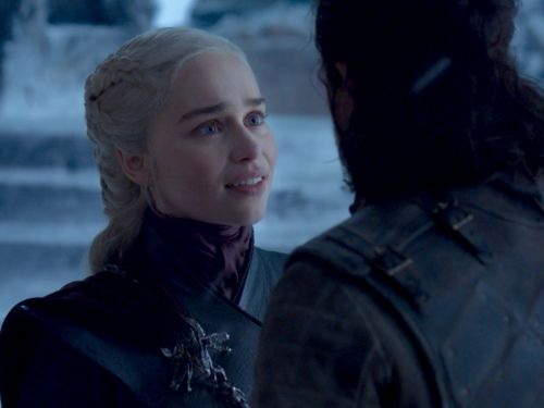 A major death on the 'Game of Thrones' series finale has fans calling foul