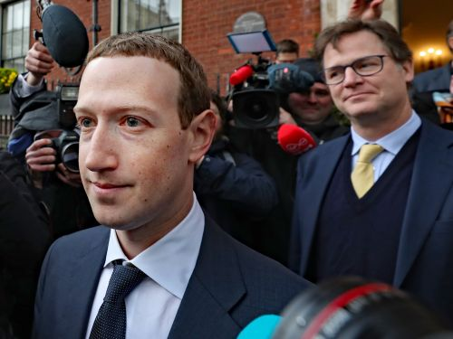 Facebook's most important new hire wrote Mark Zuckerberg a bruising letter saying he had 'sullied political and public trust'