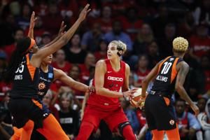 WNBA MVP Delle Donne says league denied her medical waiver