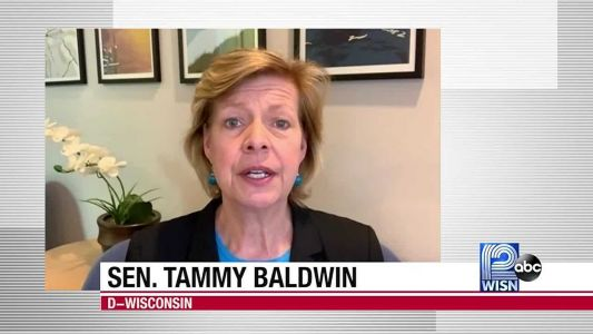 'UPFRONT' recap: Baldwin says cabinet confirmations should come before impeachment trial