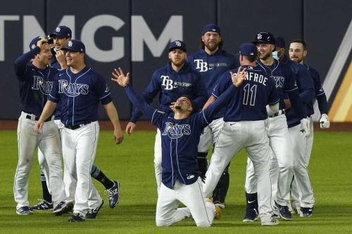 Brett Phillips' Walk-off Hit Gives Rays Dramatic Game 4 Win vs. Dodgers