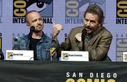 Bryan Cranston Used to Pull the Most Walter White Prank on Aaron Paul During Breaking Bad