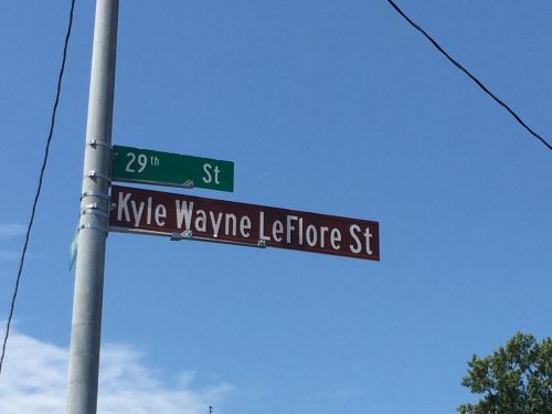 City street named after slain Army sergeant who grew up in North Omaha