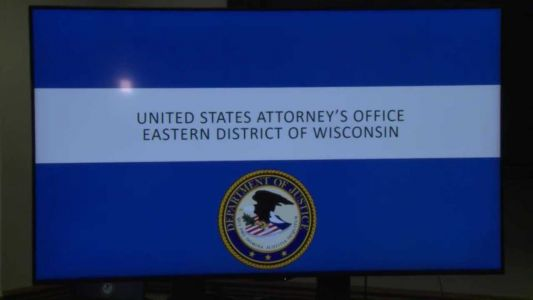 LIVE: Feds announce drug raids in Milwaukee