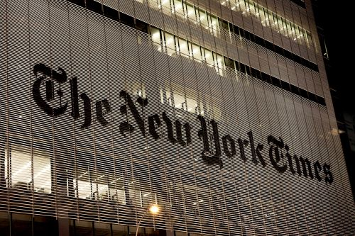 New York Times staffers condemn paper for publishing Tom Cotton op-ed