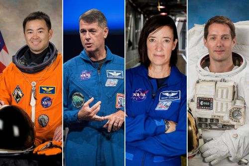 NASA announces astronauts for second SpaceX Crew Dragon flight to International Space Station