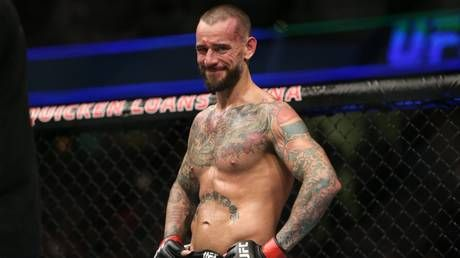 'You need to back the f*** up': CM Punk in altercation with fan while on MMA commentary duty