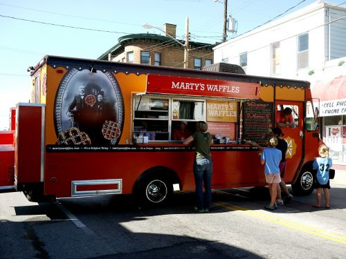 Greater Cincinnati is getting its first dedicated food truck court