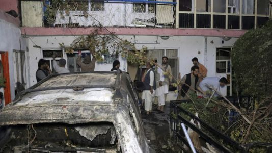U.S. will provide condolence payments to families of Kabul drone strike victims