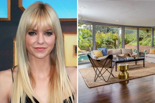 Anna Faris sells her funky home for $2 million