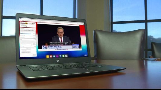 Johnson County Library hosts non-partisan debate watch party