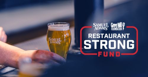 Restaurant Strong Fund now hopes to raise $2M for workers affected by COVID-19
