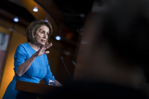 Videos of Pelosi doctored so she appears drunk circulate on social networks