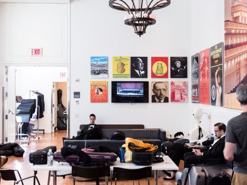 Here's what it's like behind the scenes at NYC's Carnegie Hall, the 128-year-old concert venue that's hosted Duke Ellington, Tchaikovsky, and the Beatles