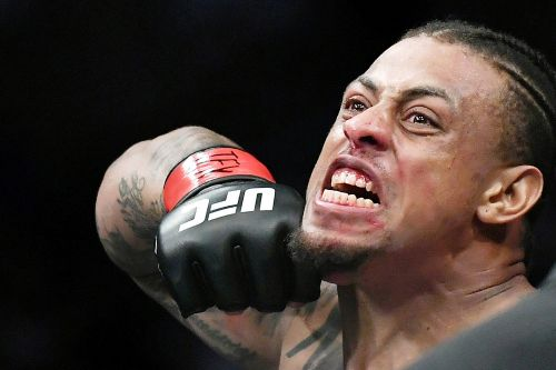 Greg Hardy gets next assignment, booked for UFC Fight Night on Dec. 19 vs. Marcin Tybura
