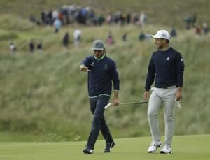 Schauffele goes after R&A for handling of failed driver test