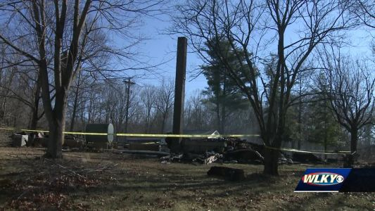 Vine Grove home reduced to rubble after fire breaks out