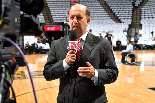 Jeff Van Gundy can be a broadcasting legend, if he wants