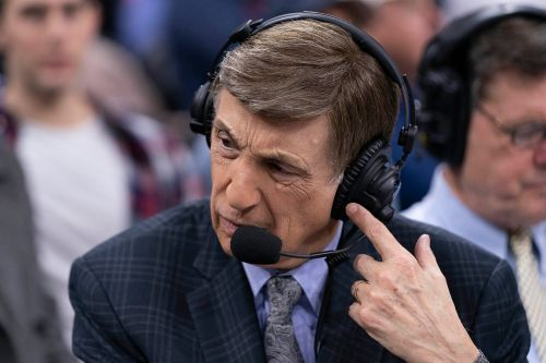 Marv Albert - and New York - finally see a reason to believe in the Knicks