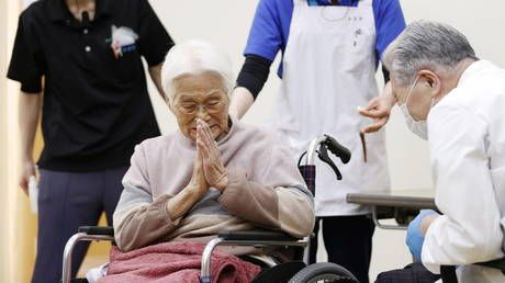 Japan launches Covid-19 jabs for elderly population, but experts say pace of vaccinations 'cannot prevent' fourth wave