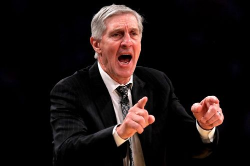 Jerry Sloan, legendary NBA coach, dead at 78