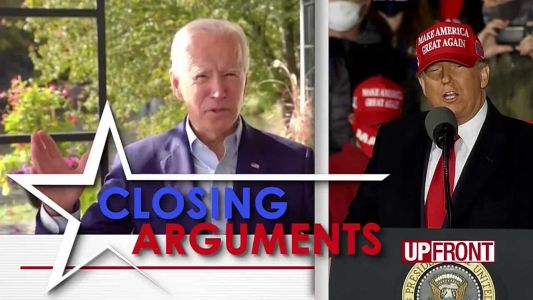 Campaigns make closing arguments