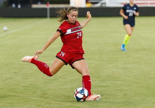 Former Moon star Delaney Snyder mastering the mental side of soccer for success at Louisville