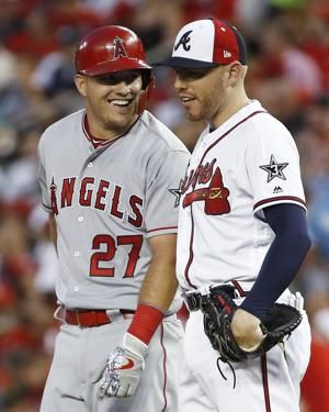 Angels praise Mike Trout for 'prioritizing personal values'