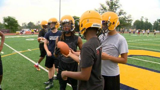 School leaders watch for heat-related illness among athletes