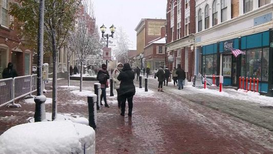Salem hopes cold, snow will keep crowds away on Halloween