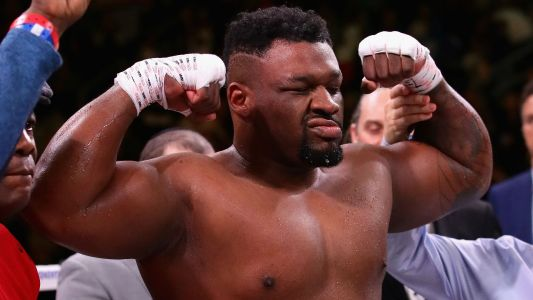 Jarrell Miller: Anthony Joshua is going to 'crack like an egg'
